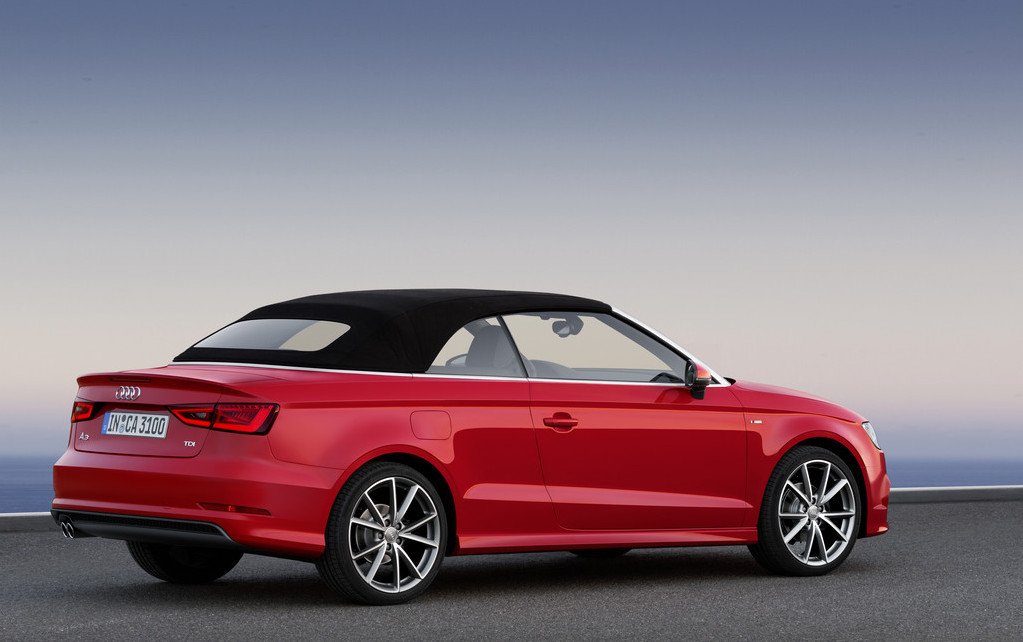 the 2017 audi a3 cabriolet 1 4 tfsi is it worth buying. Black Bedroom Furniture Sets. Home Design Ideas